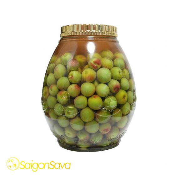Bình thủy tinh ngâm rượu Hàn Quốc (BTT-HQ019)