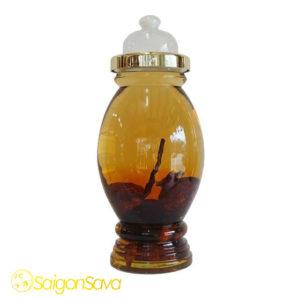 Bình thủy tinh ngâm rượu Hàn Quốc (BTT-HQ022)