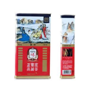 Hồng sâm củ khô 150G 30PCS (10 củ) Cheong Kwang Jang