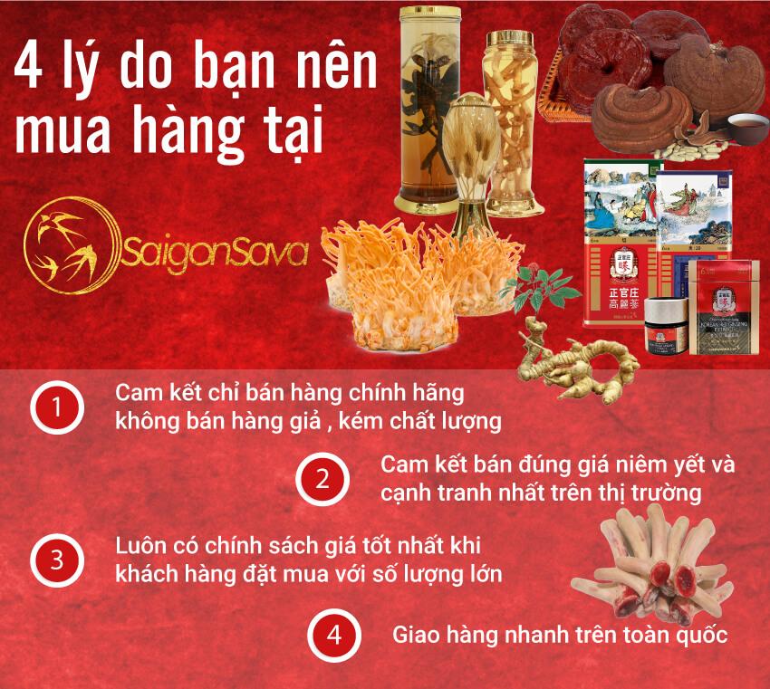 Lý do chọn Sài Gòn Sava