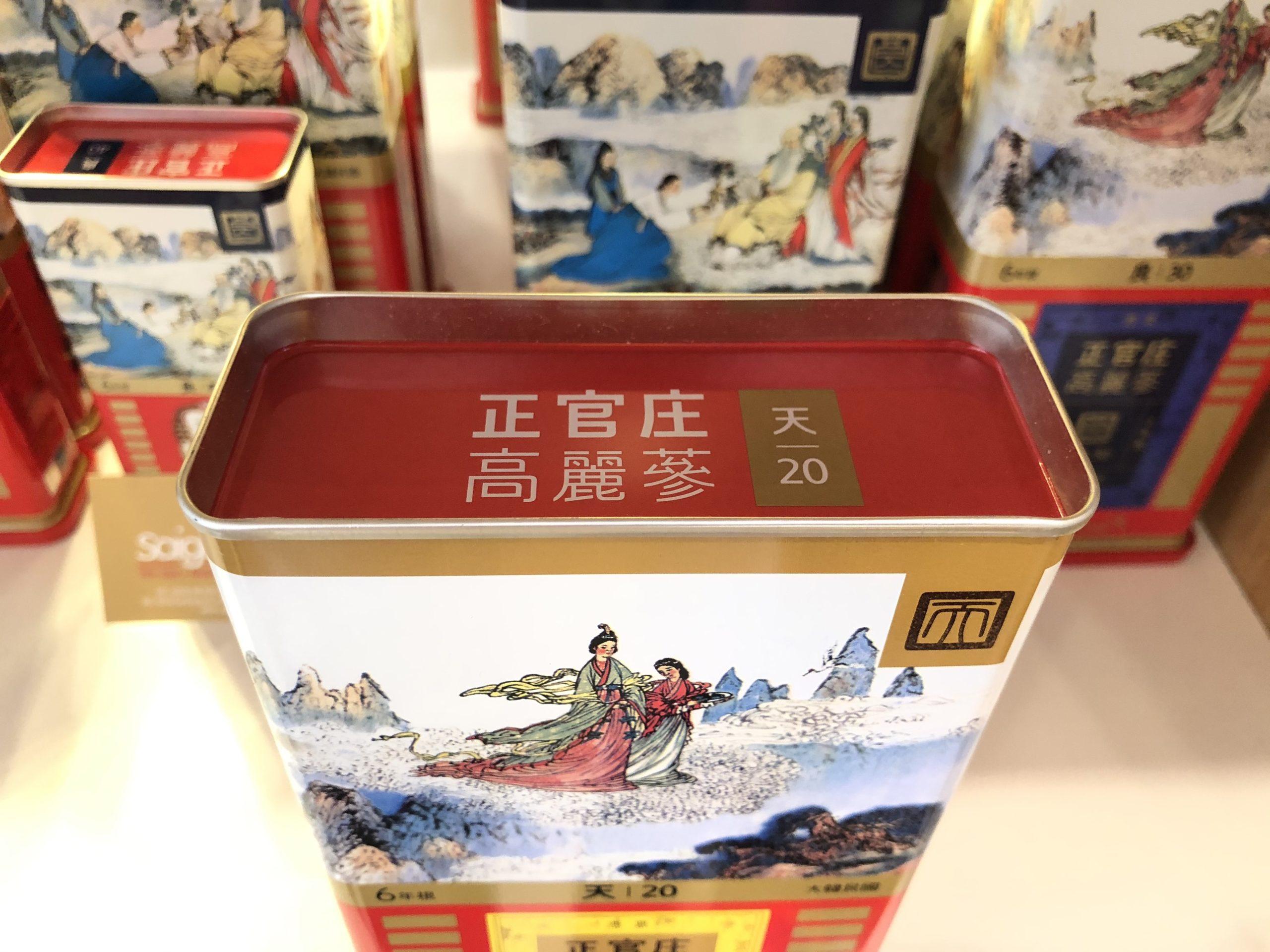 Thiên sâm củ khô 150g kgc