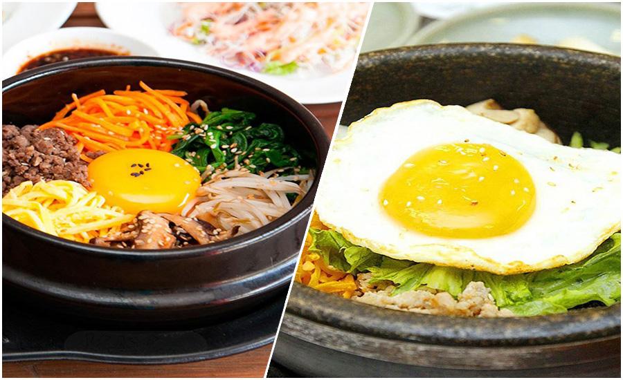 Cách làm cơm trộn nhân sâm đậm chất Hàn Quốc
