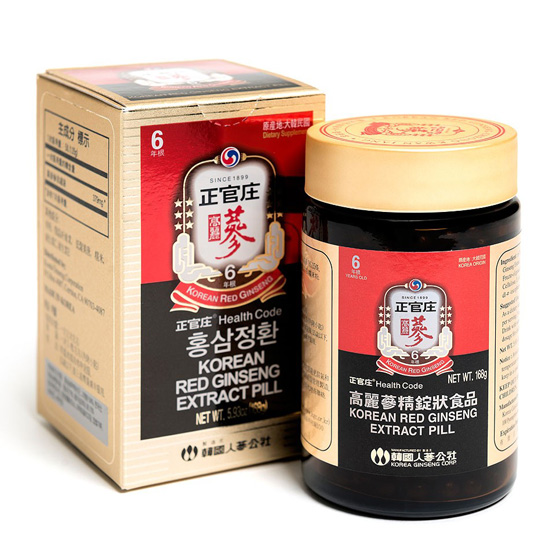 tinh chất cao hồng sâm hàn quốc kgc 100g