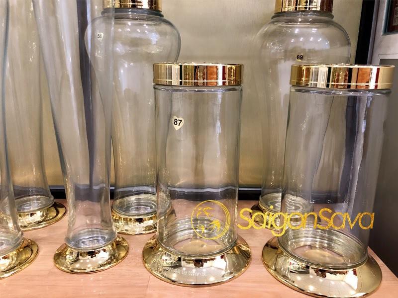 bình thủy tinh ngâm rượu hàn quốc nhập khẩu chính hãng saigonsava