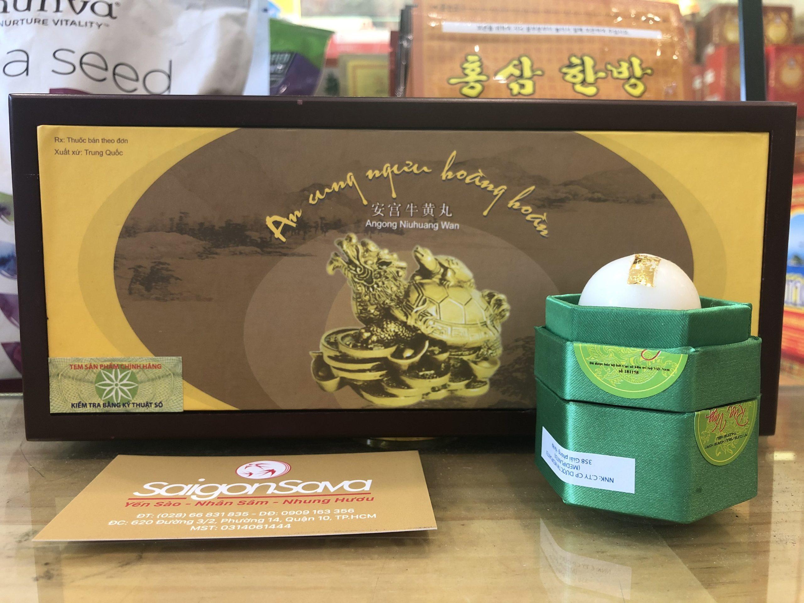 an cung nguu rùa vàng phòng chống và ngăn ngừa tai biến