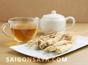 Uống trà sâm hàng ngày giúp tăng cường hệ miễn dịch cơ thể