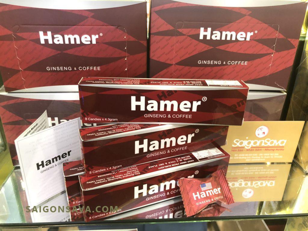 kẹo sâm hamer hỗ trợ sinh lý nam giới