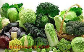 Một số loại rau tăng cường sức đề kháng