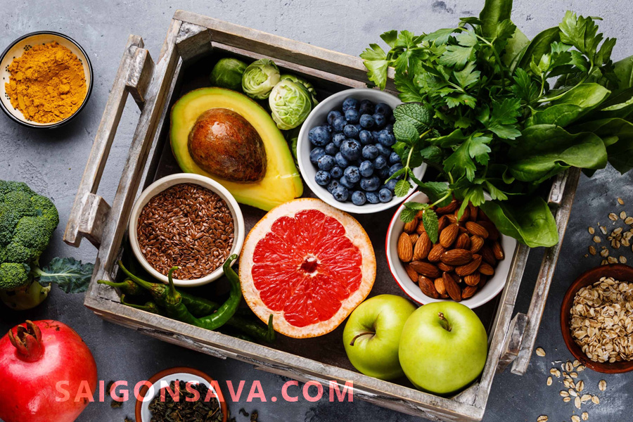 Có rất nhiều loại thực phẩm giúp bạn tăng sức đề kháng cho bản thân