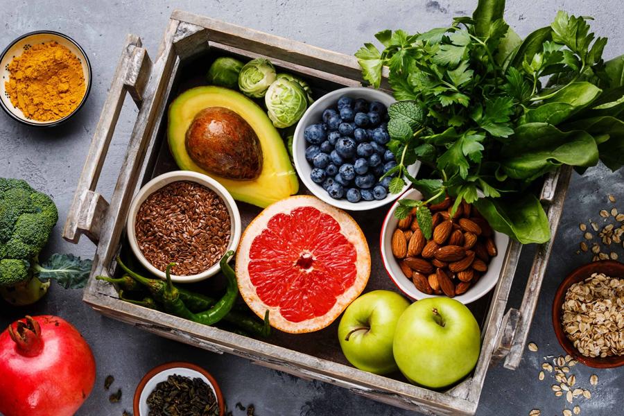 Bổ sung thực phẩm tăng sức đề kháng thách thức dịch bệnh
