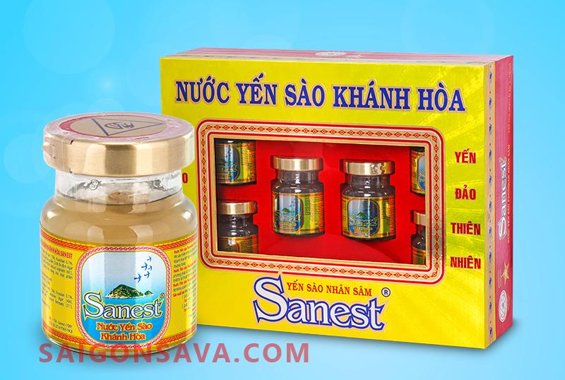 Yến sào Khánh Hòa Sanest được nhiều người tiêu dùng ưa chuộng