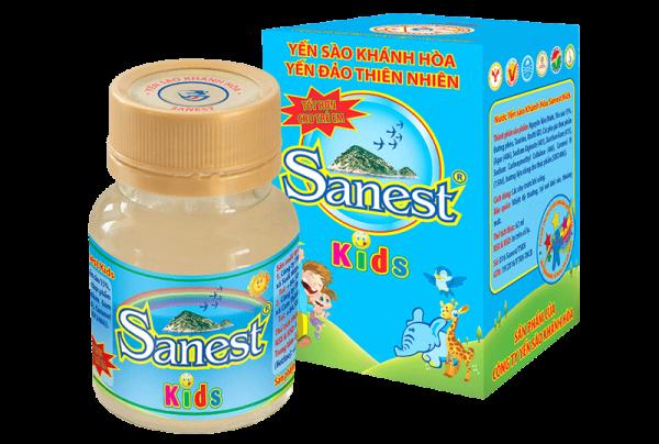 Yến sào Sanest đảm bảo uy tín, chất lượng hoàn hảo