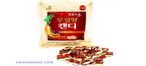 Kẹo sâm Hàn Quốc bán ở đâu?