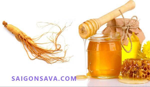 Sâm ngâm mật ong và những công dụng mà sản phẩm mang lại đối với sức khỏe