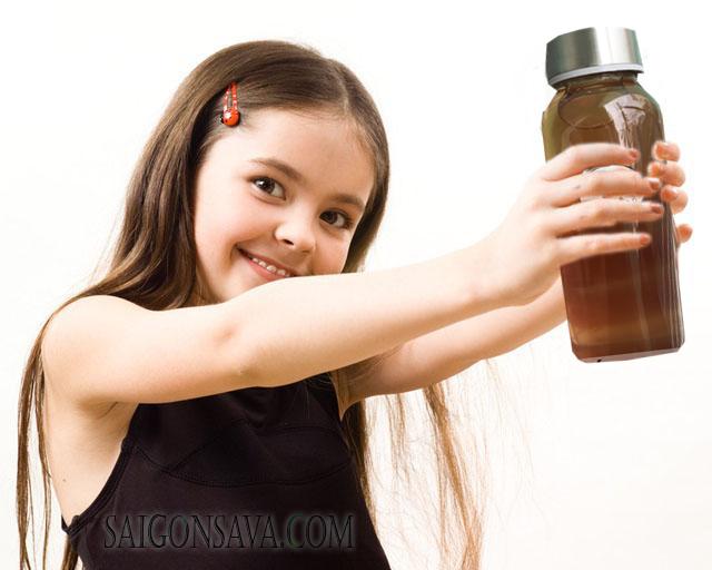 Một số lưu ý khi cho trẻ em uống nấm linh chi