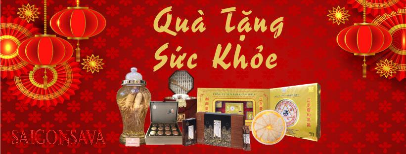 Tổng hợp một số quà tặng tốt cho sức khỏe tại SaigonSava
