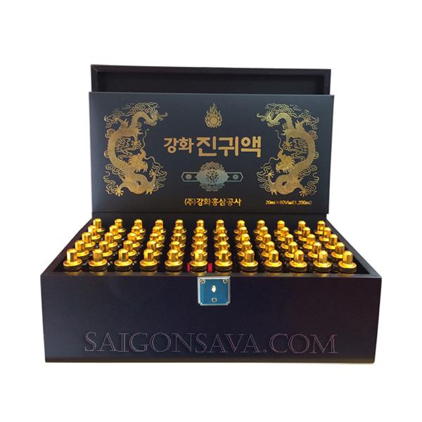 Tinh chất đông trùng hạ thảo cao cấp KANGHWA Hàn Quốc