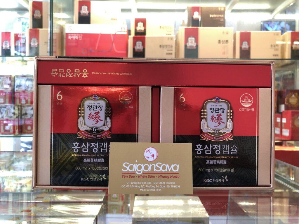 Viên hồng sâm KGC Kwang Jang 300 viên