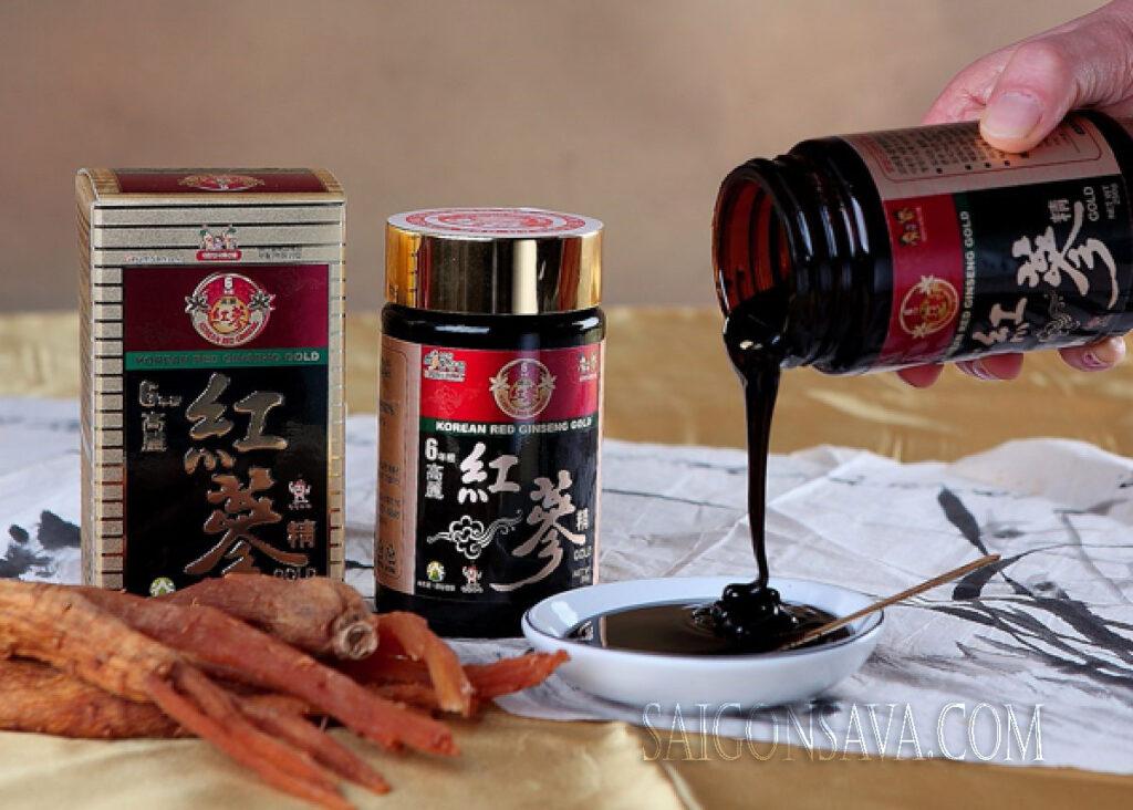 Hướng dẫn sử dụng cao hồng sâm Hàn Quốc mang lại hiệu quả
