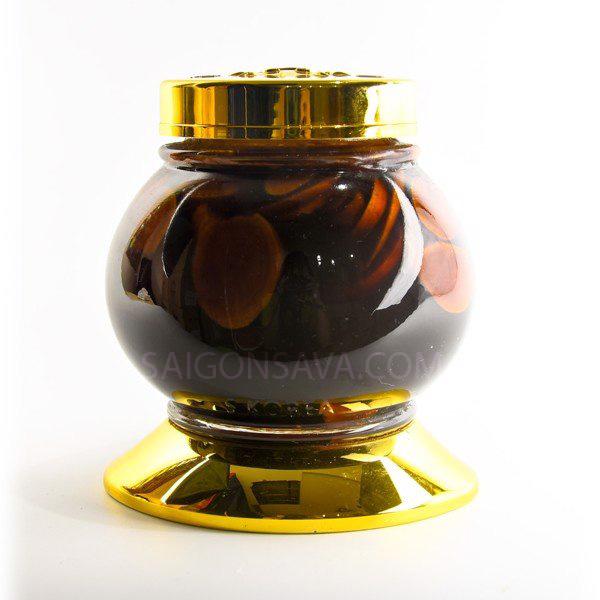 Cần đậy kín nắp để giúp cho bình rượu giữ được hương vị và tránh côn trùng xâm nhập
