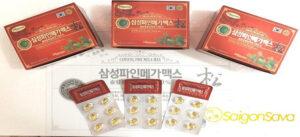 tinh dầu thông đỏ Hàn Quốc loại nào tốt nhất