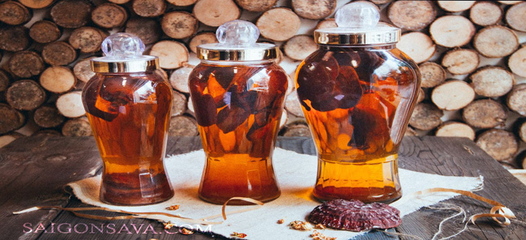 Uống linh chi nóng hay mát và những công dụng của linh chi