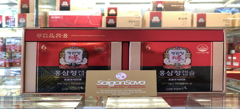 Cách sử dụng viên sâm Hàn Quốc như thế nào cho hiệu quả đối với sức khỏe?