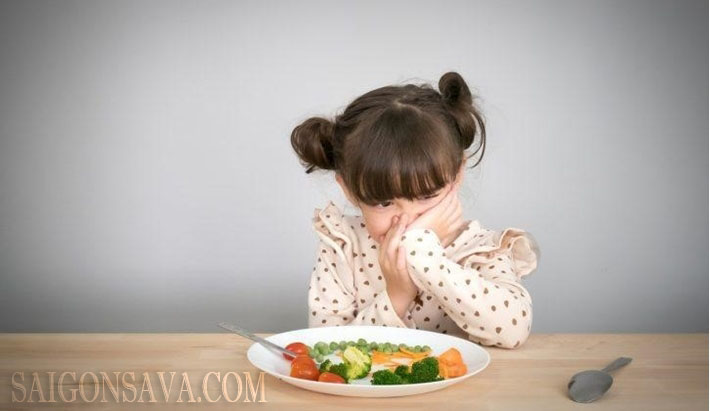 Cao hồng sâm Hàn Quốc giúp cải thiện tình trạng lười ăn ở trẻ