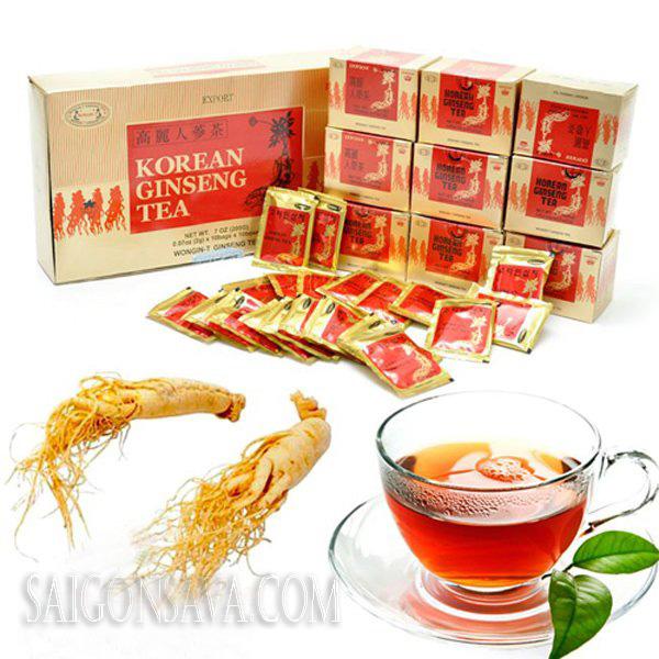 Uống trà sâm mang lại rất nhiều lợi ích mà chúng ta nên biết khi sử dụng