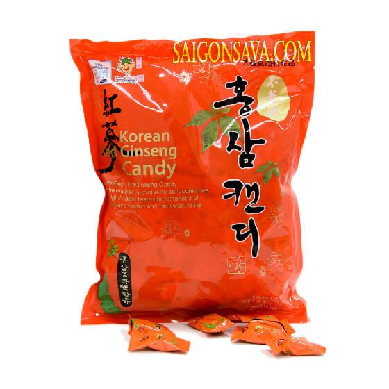 Không chỉ tăng cường sức khoẻ mà kẹo nhân sâm Hàn Quốc còn giúp tinh thần sảng khoái, giảm stress hiệu quả