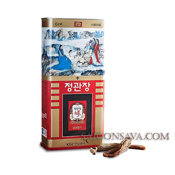 Saigonsava – Cam kết chính hãng 100% chất lượng sản phẩm sâm củ khô chính phủ Hàn Quốc