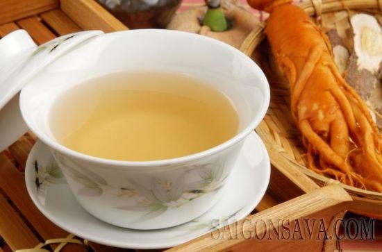 Cách uống trà sâm để mang lại hiệu quả tốt nhất khi sử dụng