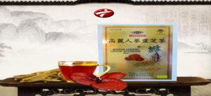 Uống trà sâm linh chi hàng ngày